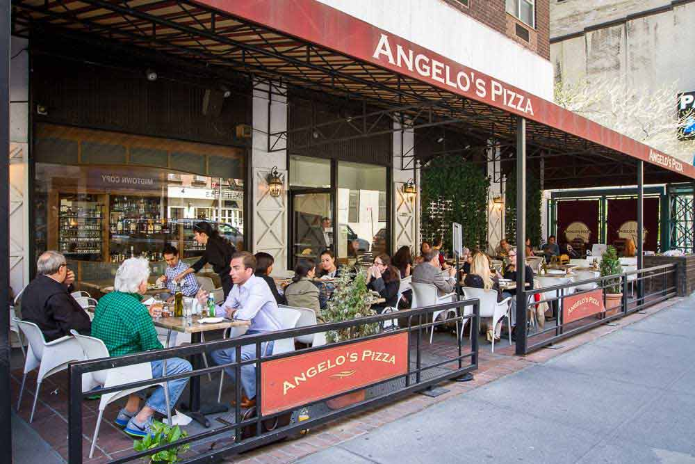 Angelo S Pizza Nyc